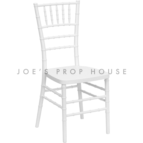 Chivari Dining Chair White