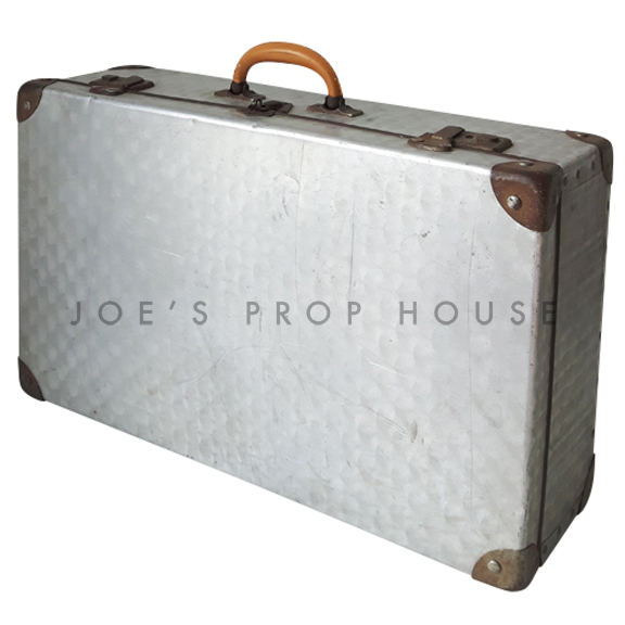 Jared Metal Hardshell Suitcase