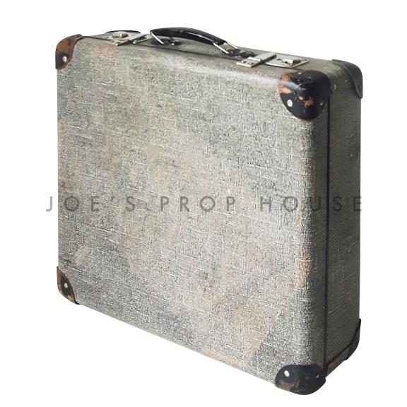 Salzman Square Hardshell Suitcase Grey
