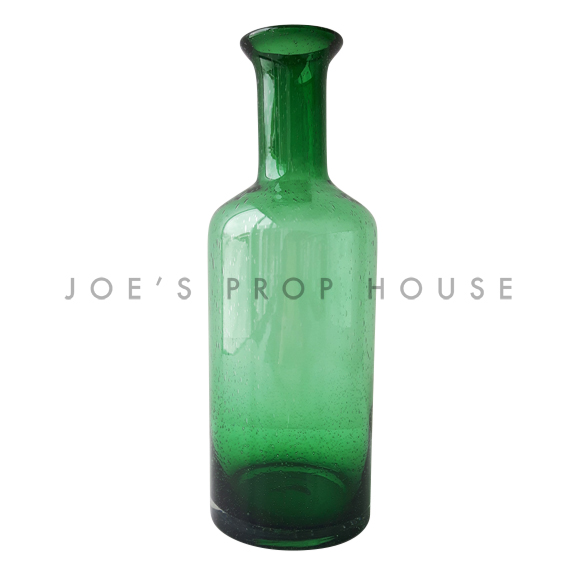 Gail Glass Decanter Green