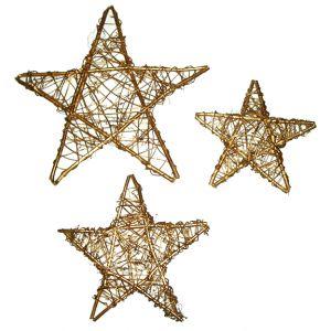 Twig Branch Stars
