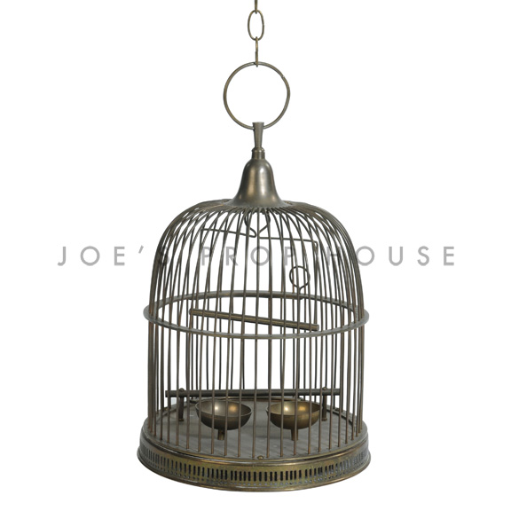 Ingrid Metal Dome Birdcage