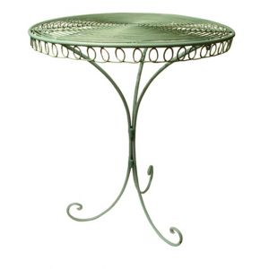 Outdoor Garden Table White