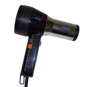 Black Hair Dryer
