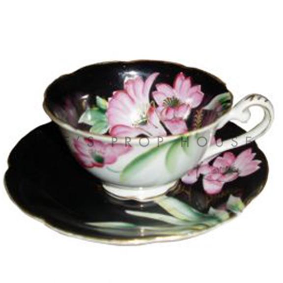 Richmond Floral Teacup and Saucer