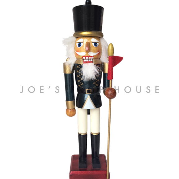 Frederic Black Top Hat Nutcracker