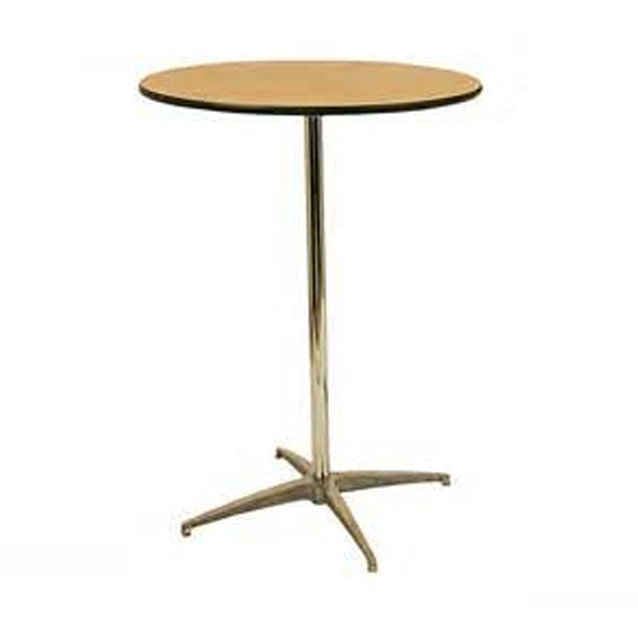 Table Rond Highboy