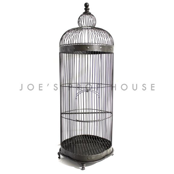 Large cage à oiseaux en métal Lawrence