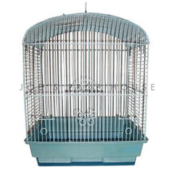 Blu Metal Birdcage