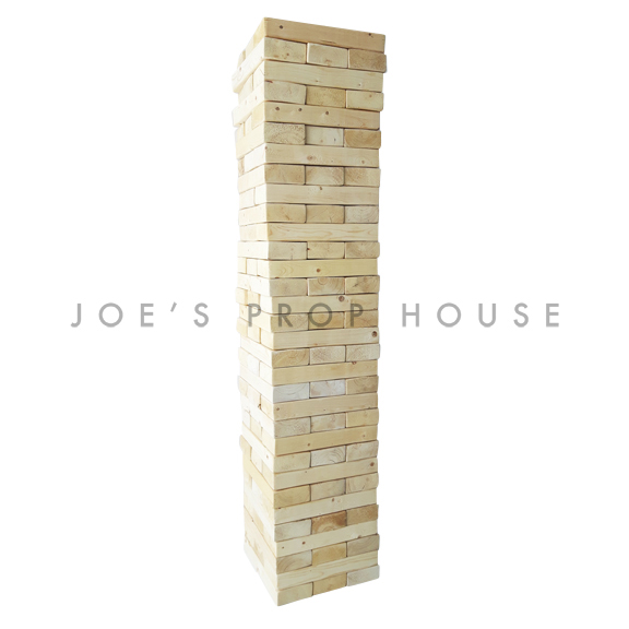 Giant Jenga Blocks Game