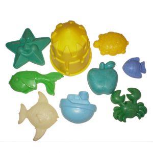 Plastic Sand Molds