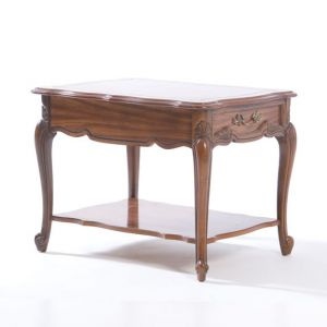 Frederique Rectangular End Table