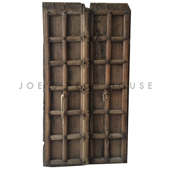 Old Spanish Wooden Doors