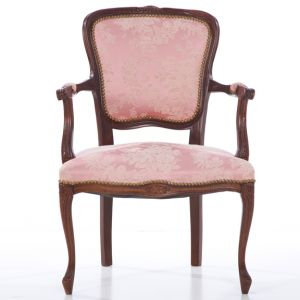 Elizabeth Armchair Pink