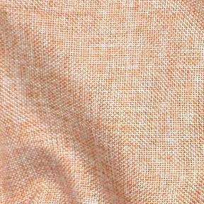 Peach Vintage Linen Round 120in
