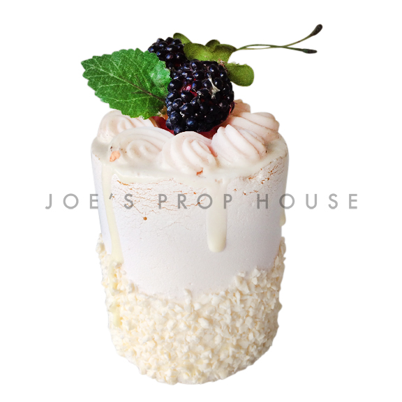 Mini White Chocolate Prop Cake