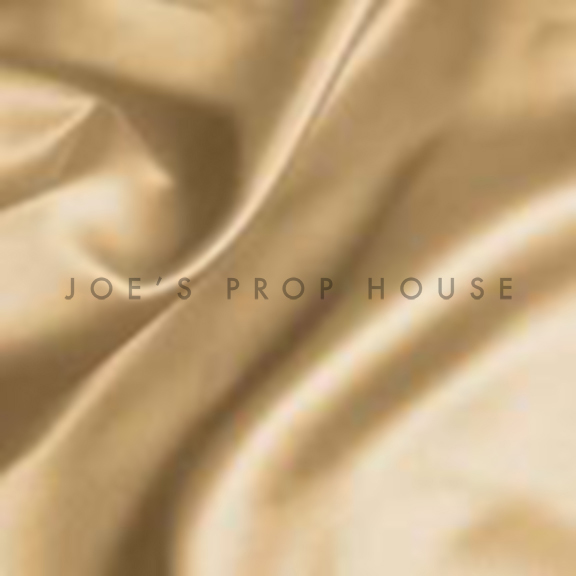 Gold Satin Draping