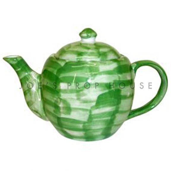 Verde Teapot