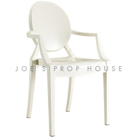 Ghost Chair White