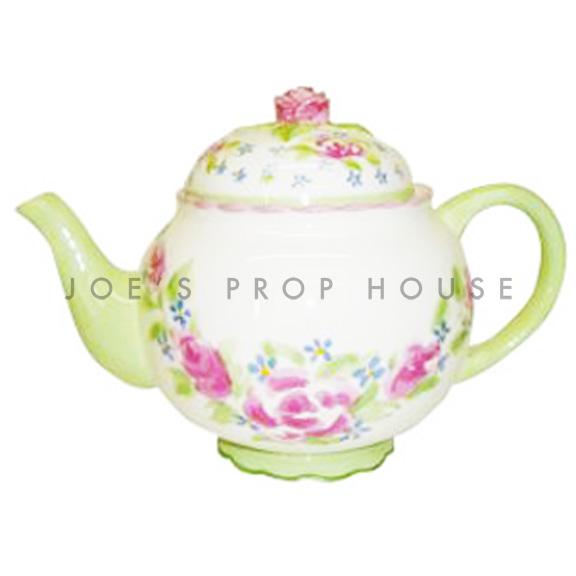 Edna Floral Teapot
