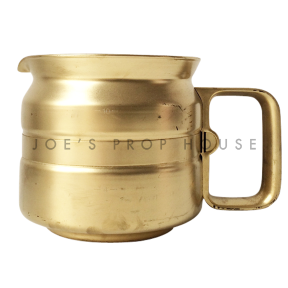 Coffee Pot Gold