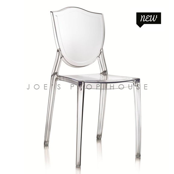 Jules Dining Chair Clear