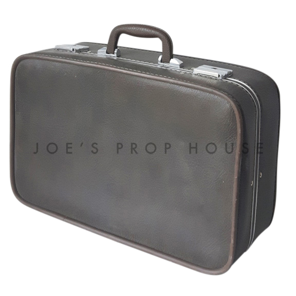 Flemming Hardshell Suitcase Brown