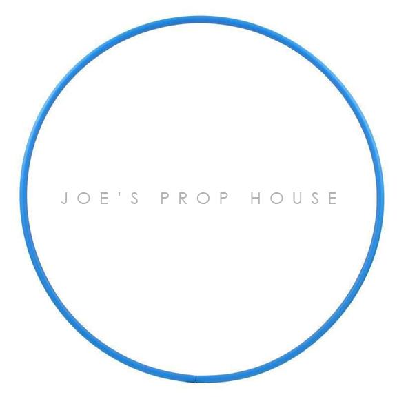 Blue Hoola Hoop