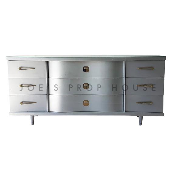 Evangeline Sideboard w/Drawers Silver