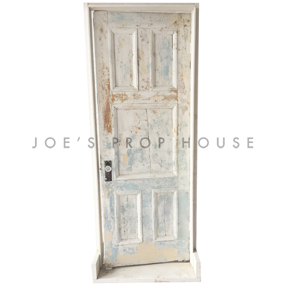 Charles Distressed Self-Standing Door