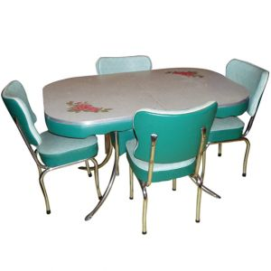 Betty Dining Table & Chairs