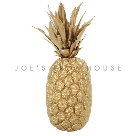 Artificial GOLD Pineapple