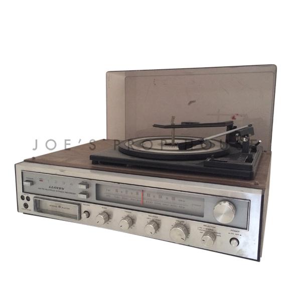 radios / tourne-disques