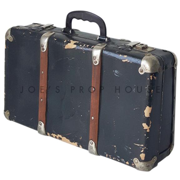 Vintage Hardshell Instrument Case Black