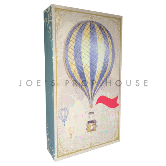Giant Self-Standing Hot Air Balloon Book