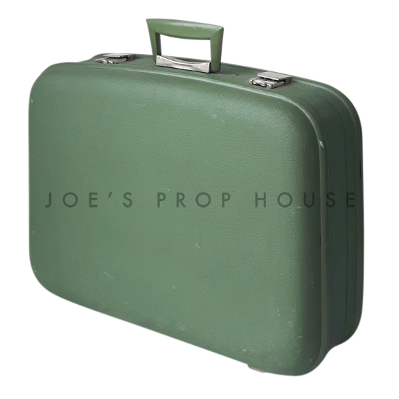 Hardshell Suitcase Green LARGE