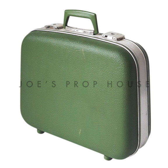 Gwenyth Hardshell Suitcase Green SMALL