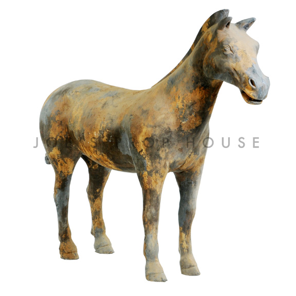 Lifesize Horse BROWN