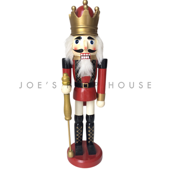 Crown William Nutcracker
