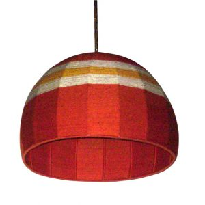 Retro Orange Ceiling Lamp