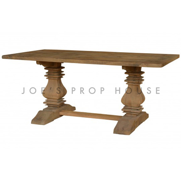 Reclaimed Rectangular Dining Table