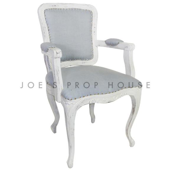 Shabby Grigio Armchair