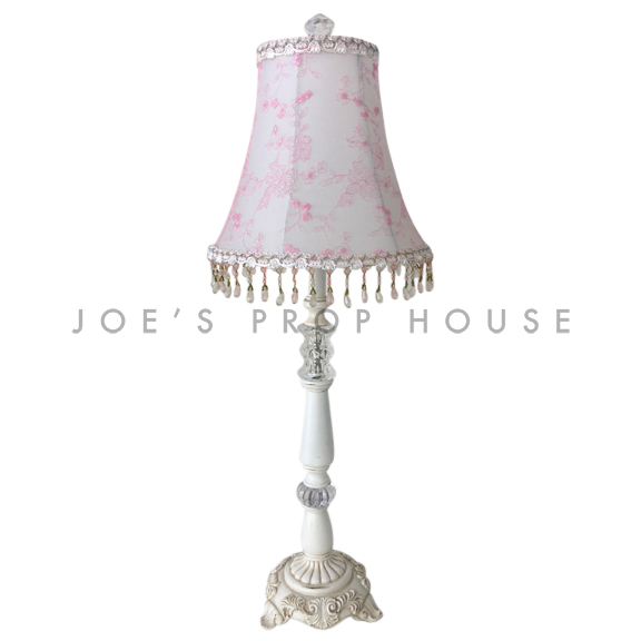 Lacey Beaded Table Lamp