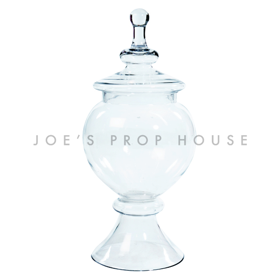 Lola Glass Candy Jar