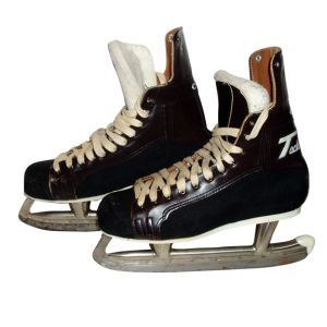 CCM Mens Hockey Skates Black