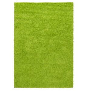 Shag Rug Lime W5ft x L7ft
