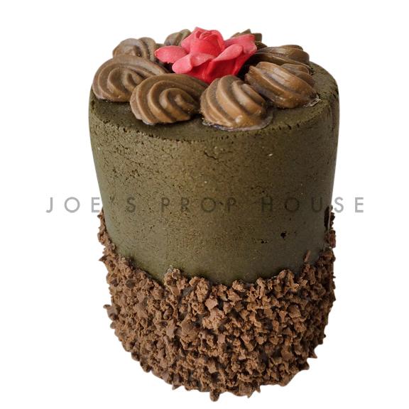 Mini Chocolate Prop Cake