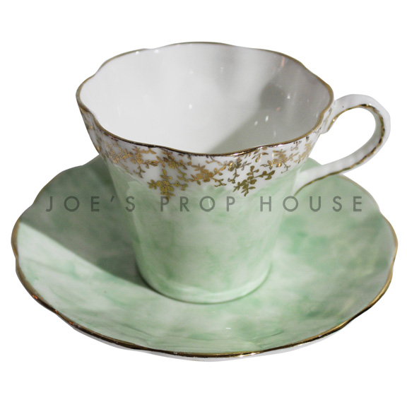 Hathaway Teacup and Saucer