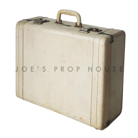 Marion Hardshell Suitcase Ivory SMALL