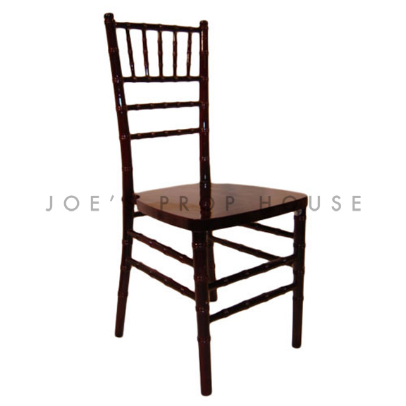 Chivari Mahogany Dining Chair